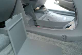 center console hiding place